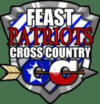 FEAST Patriot Cross Country Invitational MEET 3 registration logo