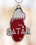 February - Race Across Qatar 5K, 10K, 13.1, 26.2 registration logo