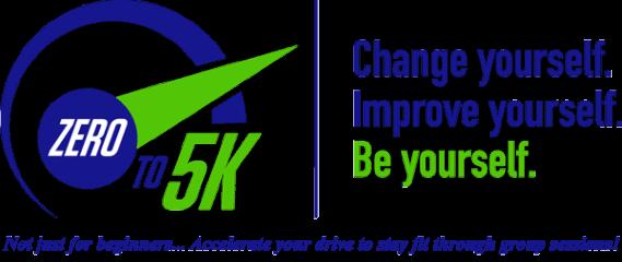 5Kevents Fitness/Running Camp registration logo