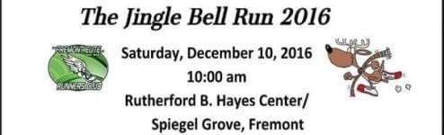 FERC - Jingle Bell Run registration logo