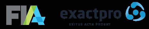 Exactpro Fun Run registration logo