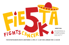Fiesta Fights Cancer 5K & Mile Fun Run registration logo