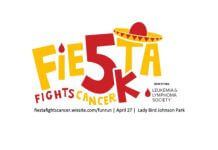 Fiesta Fights Cancer 5k registration logo