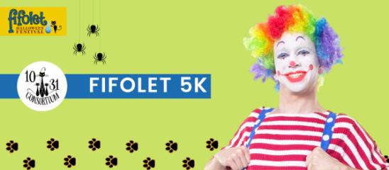 Fifolet 5k - VIRTUAL registration logo