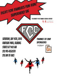 Fight For Families Fun Run registration logo