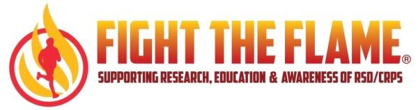 Fight the Flame 5K registration logo
