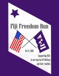 FIJI Freedom Run registration logo