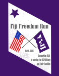 FIJI Freedom Run registration logo