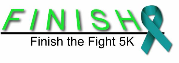 Finish the Fight 5K registration logo