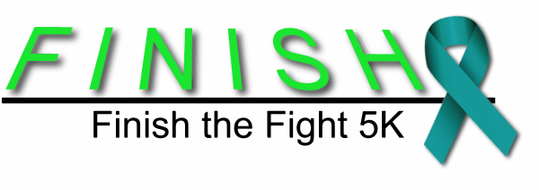 Finish the Fight 5K registration logo