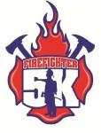 Fire Run 5k run/walk registration logo