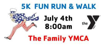 FIRECRACKER 5K FUN RUN registration logo