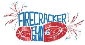 Firecracker Fun Run registration logo
