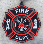 Firefighter 5K registration logo