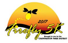 Firefly 5k  registration logo