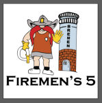 FIREMEN'S 5 registration logo