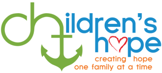 First Annual Hope Run registration logo