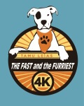 First Annual - The Fast and the Furriest Fun Run registration logo