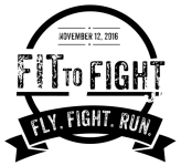 Fit to Fight 5k registration logo