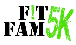 fitfam 5k registration logo