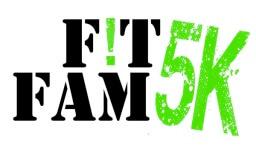 fitfam 5k registration logo