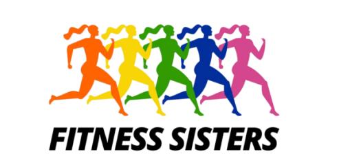 Fitness Sisters 8k Celebration Race registration logo