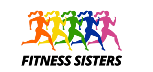 Fitness Sisters 8k Celebration Run registration logo