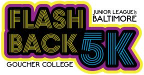 Flashback 5K registration logo