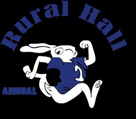 Flat and Fast Rural Hall 5K/10K registration logo