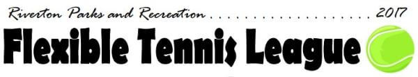 Flexible Tennis League registration logo