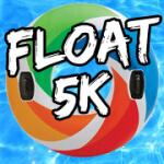Float 5K registration logo