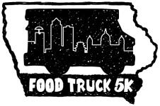 Food Truck 5K registration logo