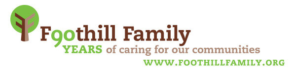 Foothill Family 90th Anniversary 5K registration logo