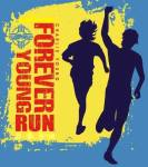 Forever Young Run registration logo
