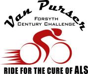 THE VAN PURSER FORSYTH CENTURY CHALLENGE registration logo
