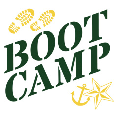 Fort2Base Boot Camp registration logo