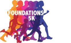 Foundations 5K registration logo