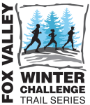 Fox Valley Winter Challenge Trail Series 10K registration logo