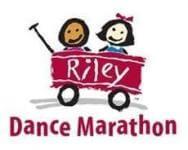 Franklin Community High School Riley Dance Marathon Color Run registration logo