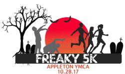 Freaky 5K registration logo