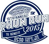 Free Clinic Phun Run 5k registration logo
