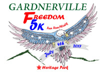 Freedom 5K Fun Run/Walk  registration logo