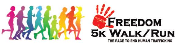 Freedom 5K Walk Run registration logo