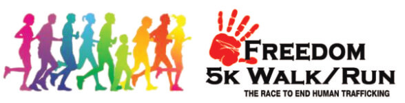 Freedom 5K Walk Run registration logo