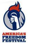 Freedom Festival - Freedom Run registration logo