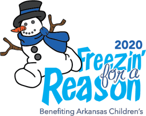 Freezin for a Reason registration logo