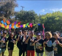 Frida 5k run registration logo
