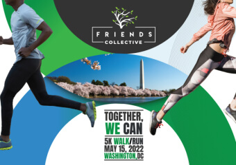 Friends Collective 5K registration logo