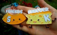 Friends Forever 5K - Clearance registration logo