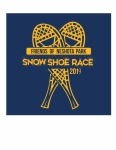 Friends of Neshota Park Snowshoe Race registration logo